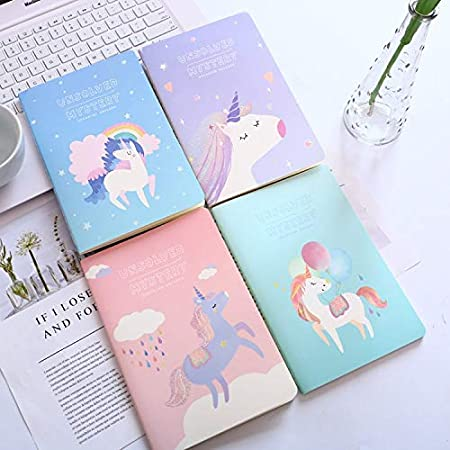 Cacys-Store - My Dream Unicorn A5 Notebook Diary Book ...