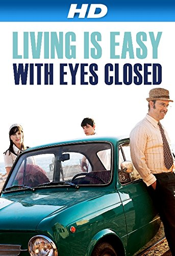 Eye Strand - Living is Easy With Eyes Closed