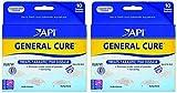 API Powder General Cure 10 count (2 Pack)