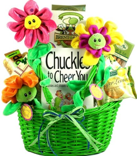 Gift Basket Village Giggles and Goodies To Cheer You