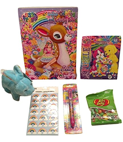 Birthday Gift For Kids; Jelly Belly Jelly Beans , Coloring &