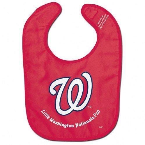 MLB Washington Nationals WCRA0118414 All Pro Baby Bib