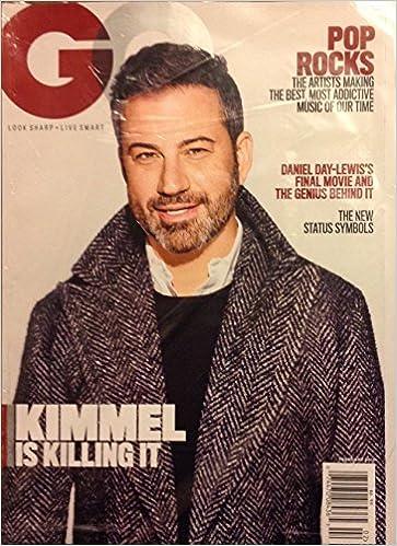838975745a GQ Magazine (February
