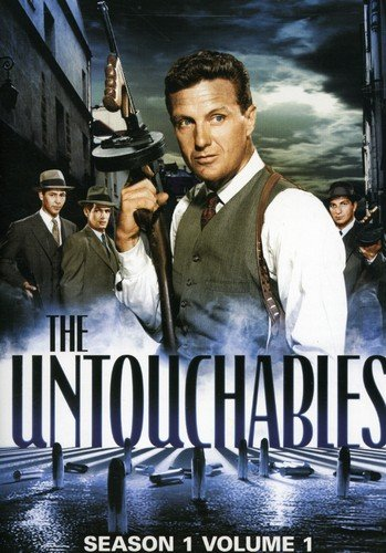 The Untouchables - Season 1, Vol. 1 (01 Cool Stack)