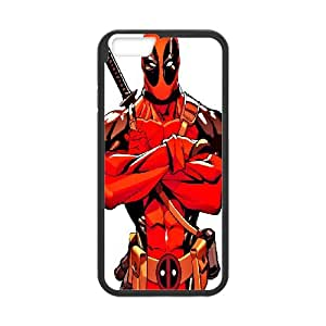 Diy Phone Cover Deadpool for iPhone 6 4.7 Inch WEQ639815