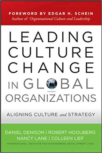 Leading Culture Change in Global Organizations: Aligning Culture and