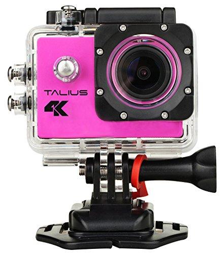 TALIUS SportCam-Cámara Digital de 8 MP (4K, WiFi, HDMI, Pantalla LCD de 2