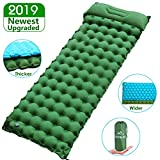 """Best Backpacking Sleeping Pads - Sleeping Pad for Camping Backpacking, Thickened 3.7"""" Review"""