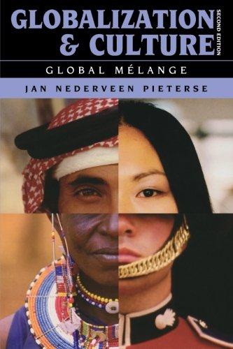 Globalization and Culture: Global Mélange