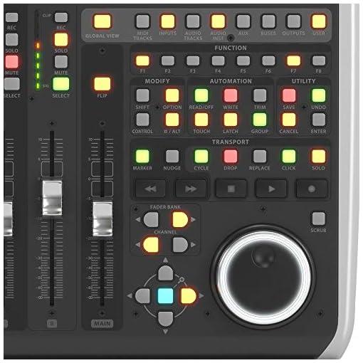 Behringer, desktop controller X-Touch