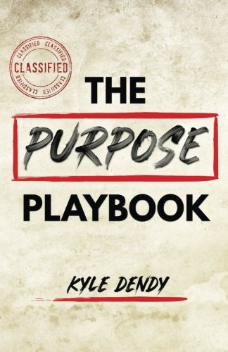 The Purpose Playbook cover