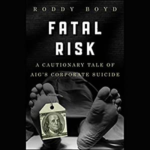 Fatal Risk Audiobook