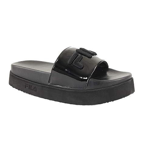 acheter populaire ab926 5d730 Fila Morro Bay Zeppa F W Tong: Amazon.fr: Chaussures et Sacs