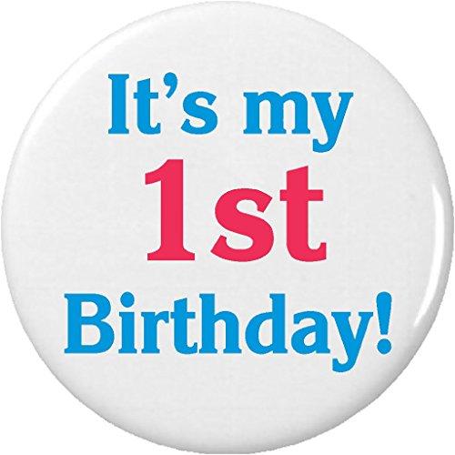 It's my 1st Birthday! 2.25