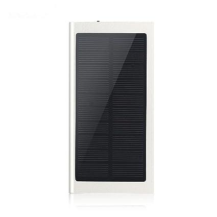 Amazon.com: iMeshbean Nueva 12000 mAh Cargador Solar Power ...