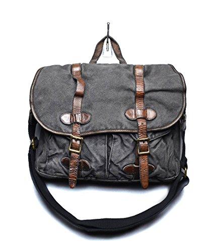 Bed|Stu Katana Messenger Bag (Black)