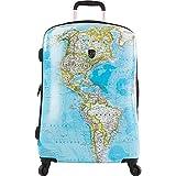 Heys America Unisex Journey 26'' Spinner Blue Luggage