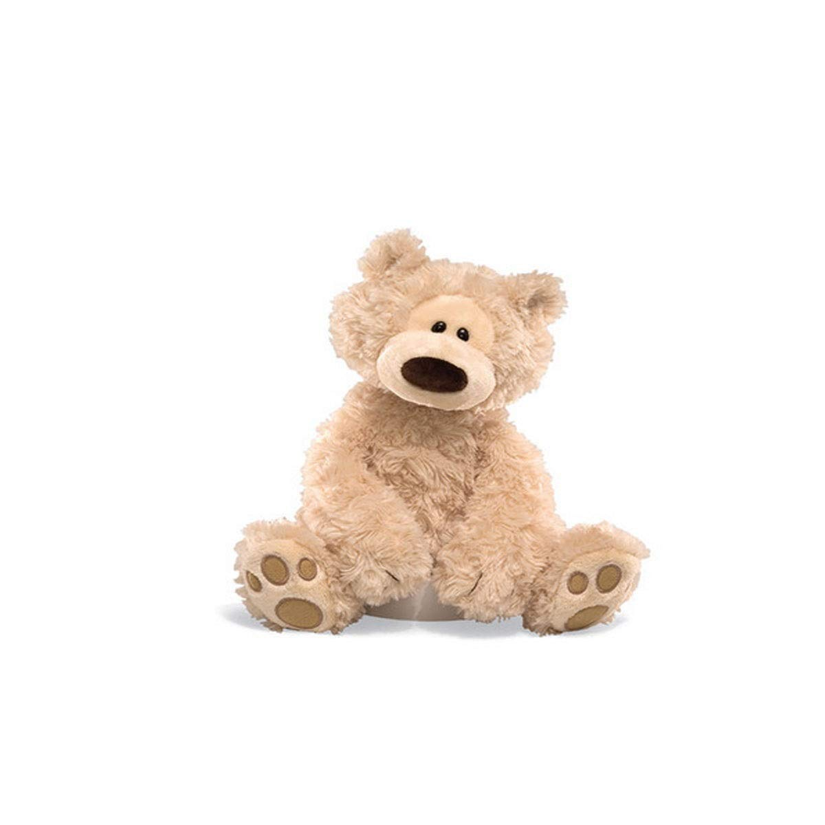 4674cmbeige feibinbin bear Shengshihuizhong Ke Huitong All Kinds of Plush Toys, Indigo Bear, Beige Bear, Koala, Polar Bear, Sleeping Bear, Etc, Bear Doll, Cloth Toy, Best Gift (Shape   3845cmbinqi Bear)