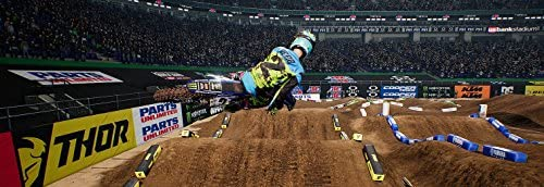 Monster Energy Supercross  The Official Videogame (輸入版:北米) -XboxOne
