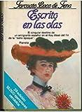 Escrito En Las Olas (Coleccion Autores espanoles e hispanoamericanos)