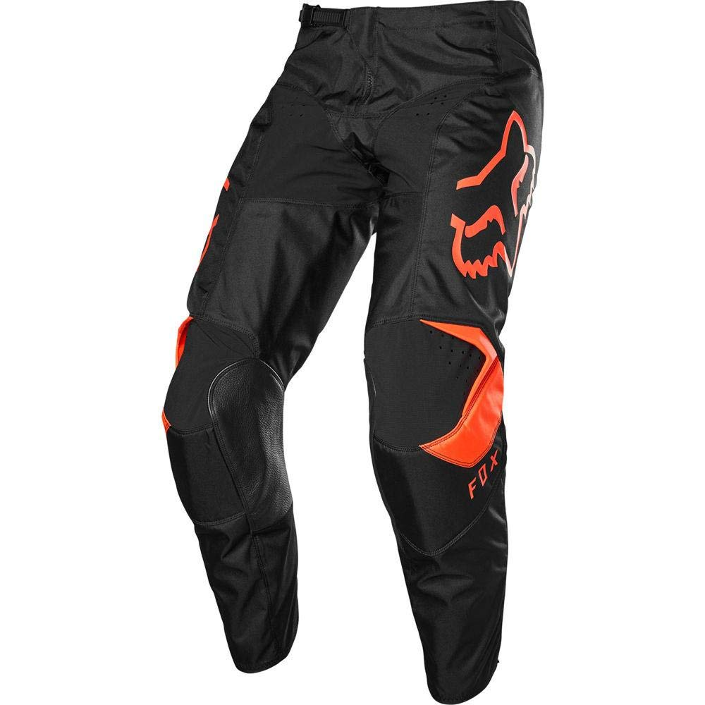 Fox Racing Youth 180 Prix Pants Flame Red 28