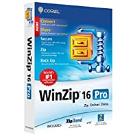 Corel WinZip 16 Pro (PC)