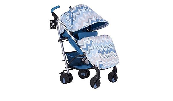 Cochecito de bebé (incluye protector de lluvia), de My ...