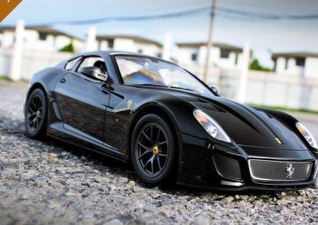 Ferrari 599 GTO 1/14 Toys Car Radio with
