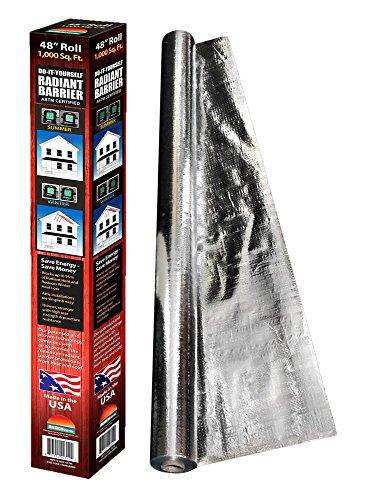 Reach Barrier 3023 48-Inch by 250-Feet Radiant Barrier Roll