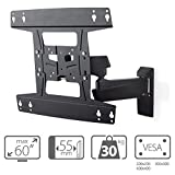 One For All WM4450 Wall Mount Bracket for 32 - 60-Inch TV