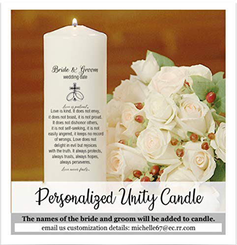 Bestselling Unity Candles
