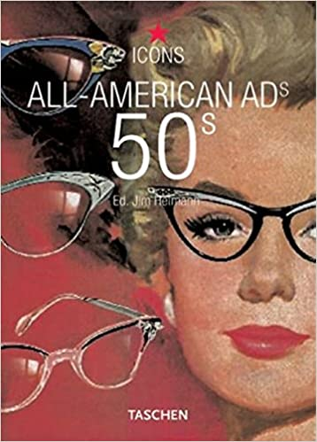 all american ads 50s icons series