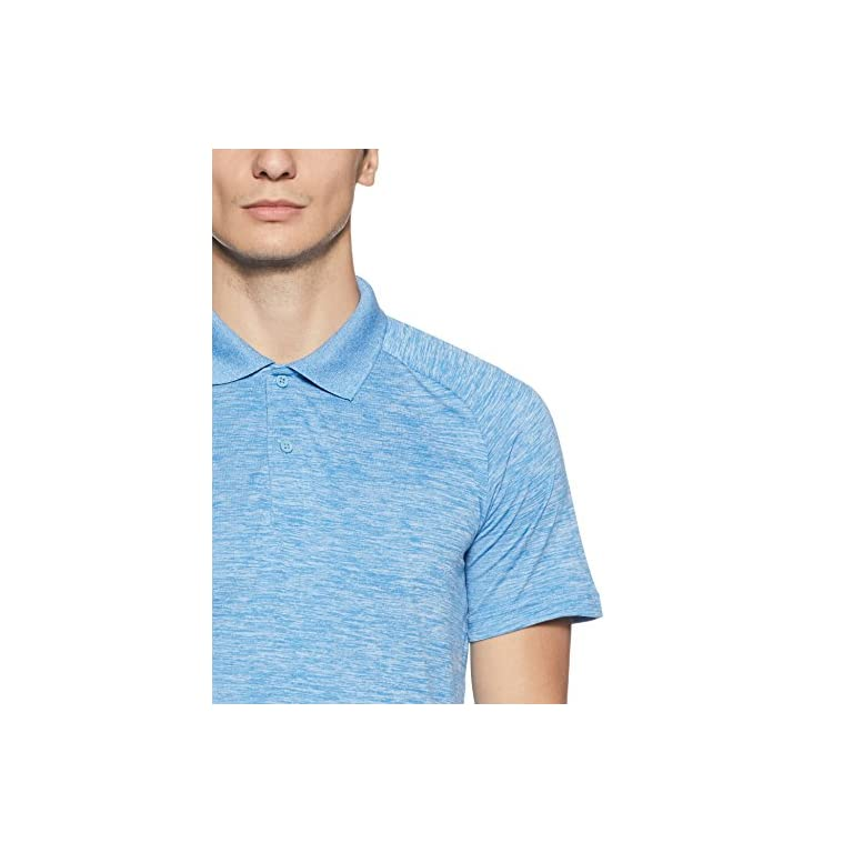 513osa7kzVL. SS768  - Adidas Men's Plain Regular Fit Polo