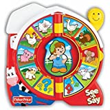 Fisher-Price See 'n Say The Farmer Says Baby & Toddler Toys > Music & Sound Preschool > Pre-Kindergarten Toys