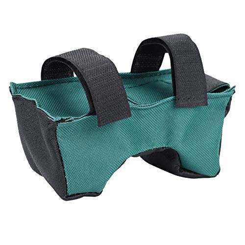 Tbest Outdoor Shooting Rest Bag,Portable Unfilled Front Shooters Gun Stand Holders Shooting Sandbag Bench Steady Sandbag for Shooter Hunter