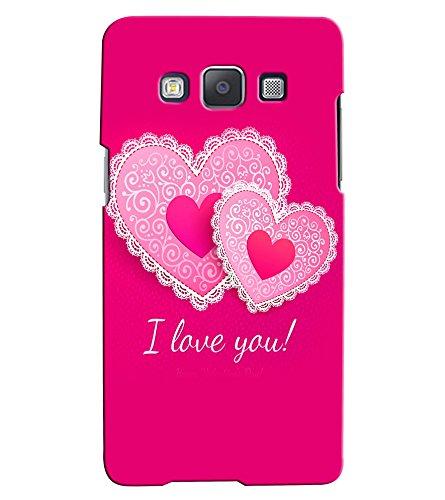 Citydreamz I Love You Cute Love Hard Polycarbonate Amazon In Electronics