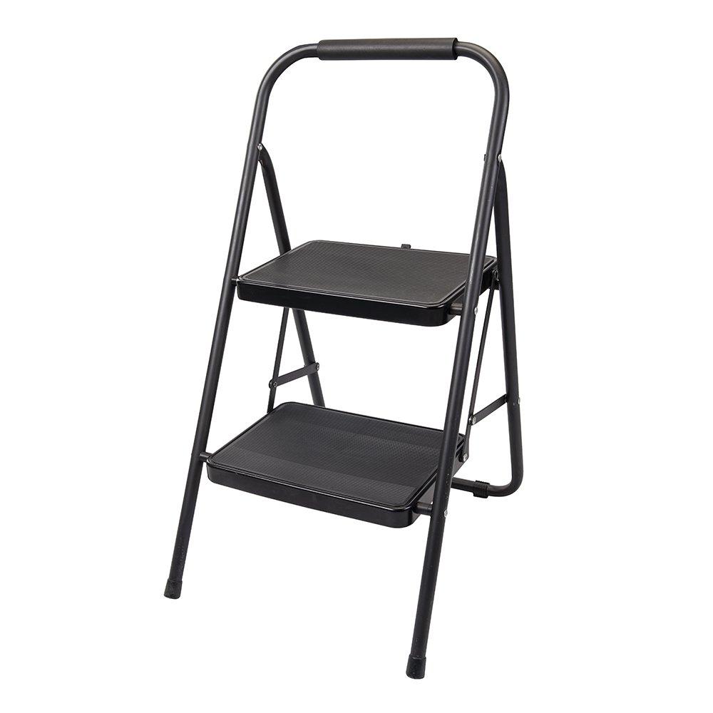 Silverline Step Ladder Load Capacity: 150kg Weight: 3.4 kg