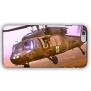 US Army Blackhawk Helicopter iPhone 6 Armor Phone Case wangjiang maoyi