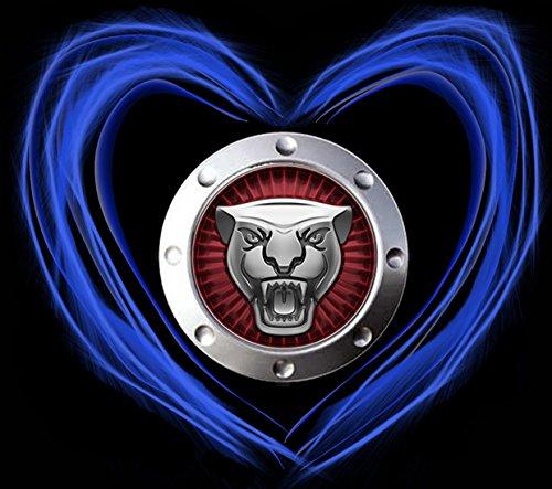 Jaguar Love Logo AUTO FUN T-SHIRT -798