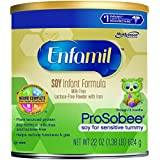 Enfamil ProSobee Soy Infant Formula, Powder, 22 Ounce
