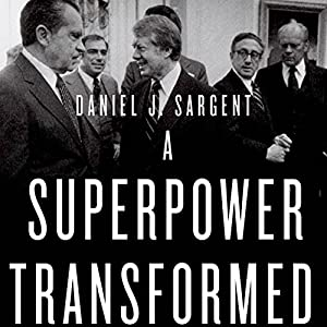 A Superpower Transformed Audiobook