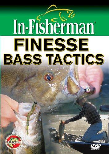 In-Fisherman Finesse Bass Tactics DVD
