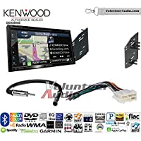 Volunteer Audio Kenwood Excelon DNX694S Double Din Radio Install Kit with GPS Navigation System Android Auto Apple CarPlay Fits 1990-1996 Chevrolet Corvette