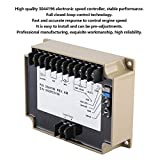 Generator Speed Controller, Speed Governor, Full