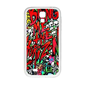 Happy Bring Me The Horizon Cell Phone Case for Samsung Galaxy S4