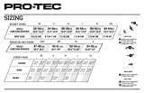 PRO-TEC Ace Wake Helmet Black CH109