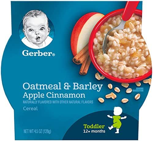 Gerber Breakfast Buddies
