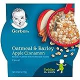 Gerber Graduates Breakfast Buddies - Apple Cinnamon Cereal, 4.5-Ounce