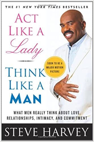 Books by steve harvey