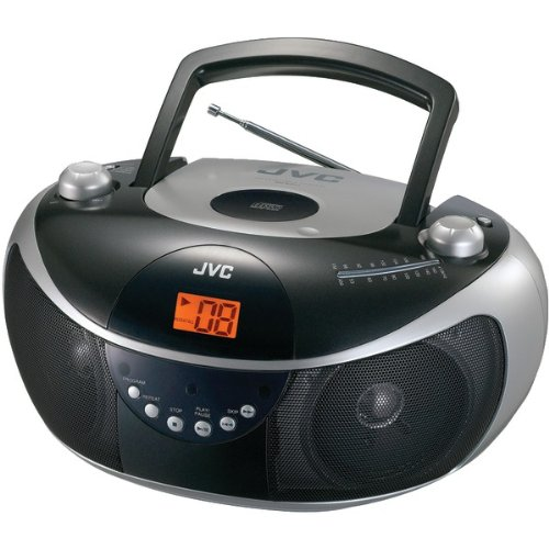 JVC RD-EZ11 CD Portable Audio System